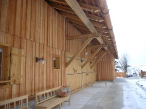 Holzhausbau Traditionell