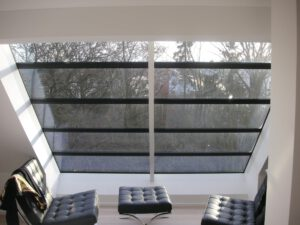Schrägdachfensterbau Modern