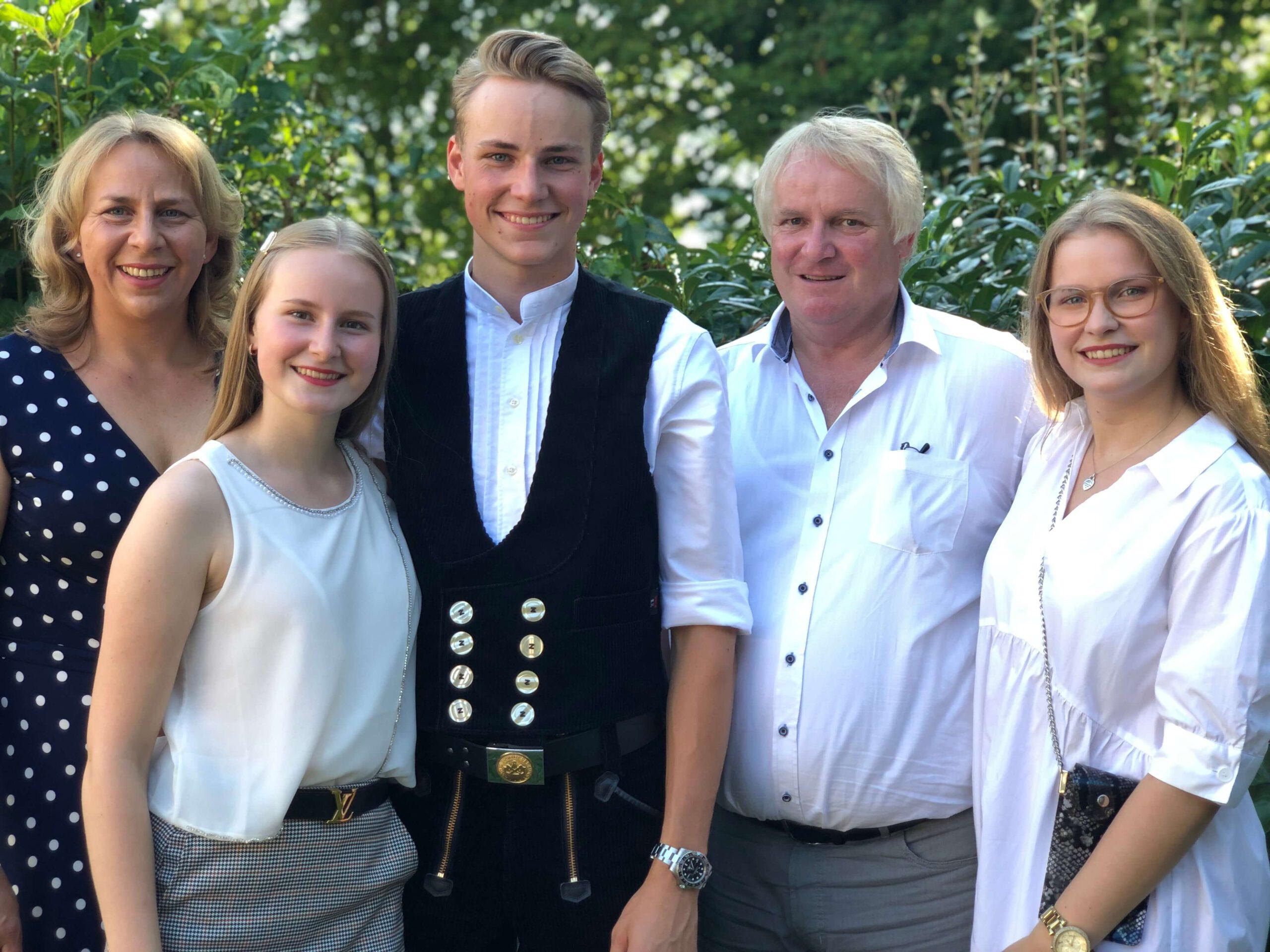 Familie Mottinger