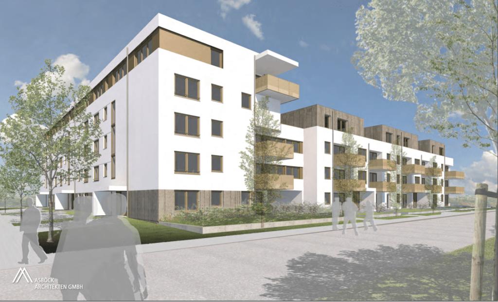 Wohnbauplanung-Ludmillastraße